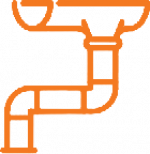 icone gouttière